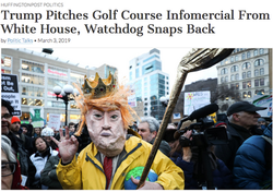 Swinging King Trump
