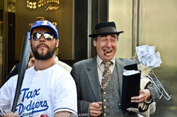 Tax Dodgers Team Owner