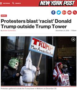TRUMP Make America Hate Again