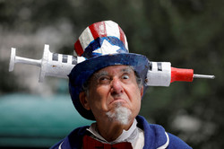 Uncle Sam is Mad
