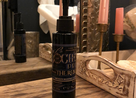 The Rebel Black Pepper After Shave Moisturizer