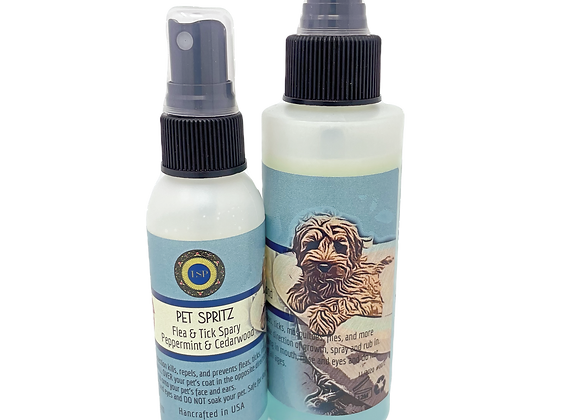 PET SPRITZ - Flea & Tick spray