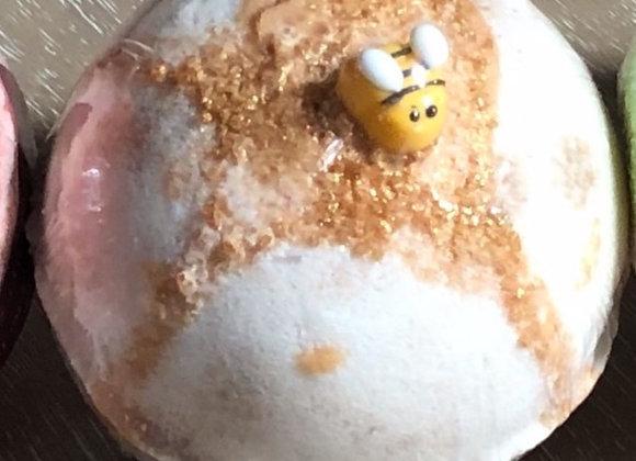 Honey & Almond Bath Fizz