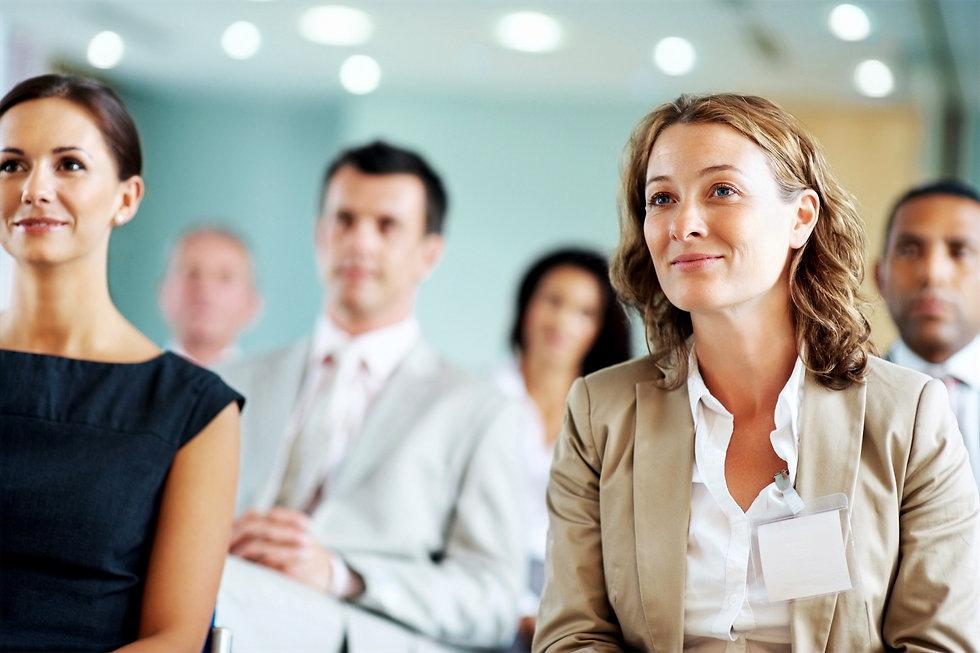 Corporate EI Experience
