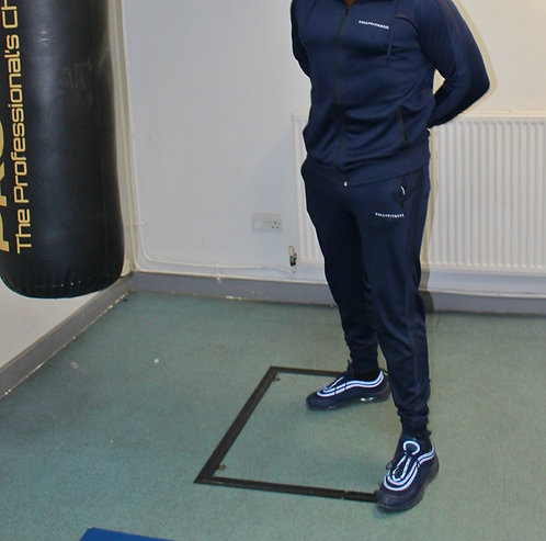 FF Fitness Tracksuit Navy