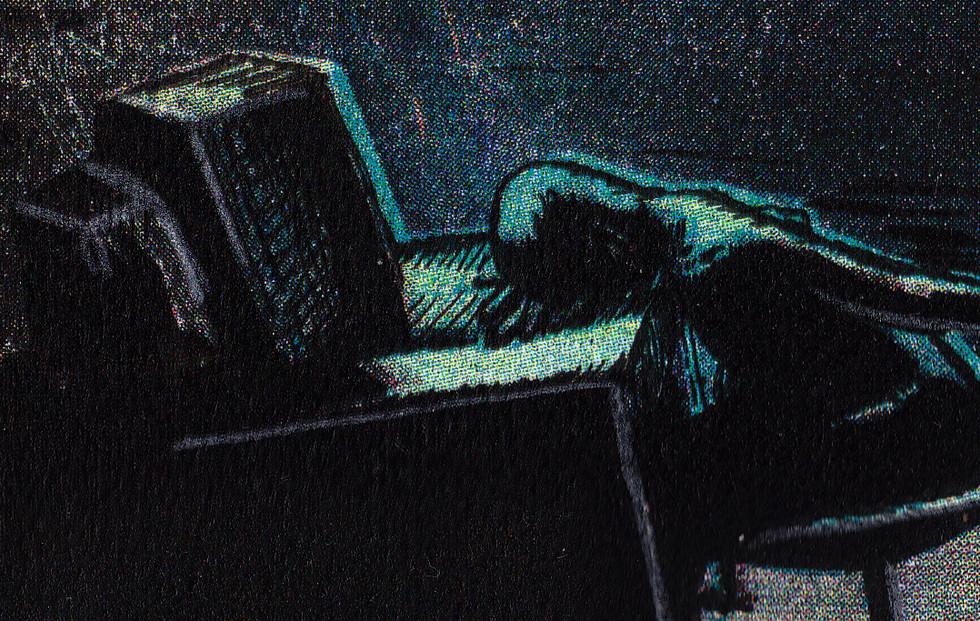 Dead Weight (Closeup)