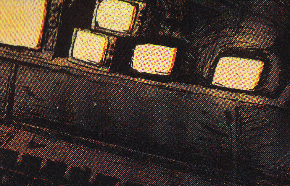 Photophobia (Closeup)
