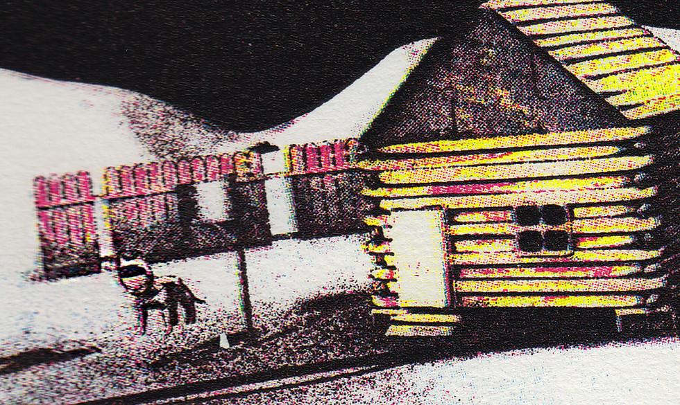 The Hermit (Closeup)