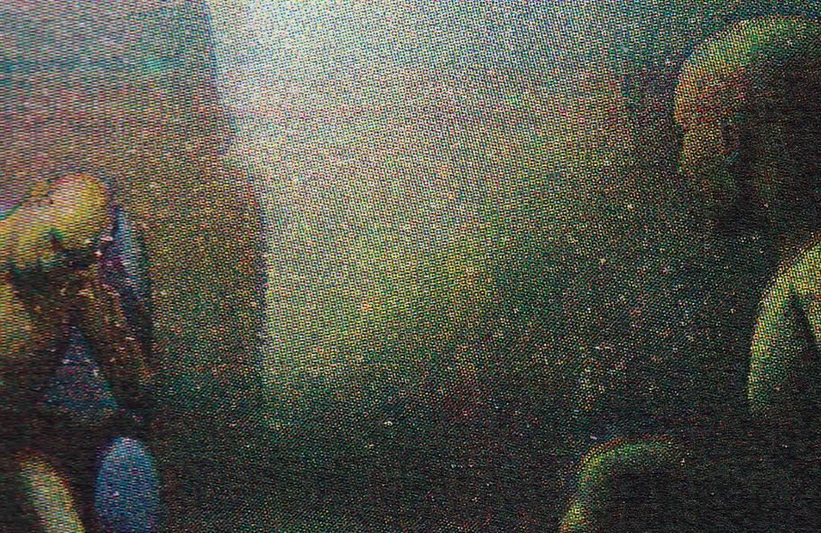 Stranger (Closeup)