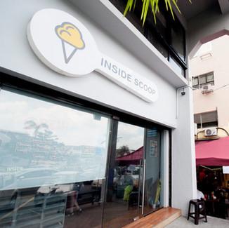 Inside Scoop Damansara