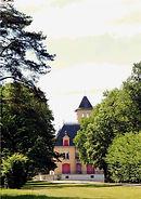 photo du château de Cerçay