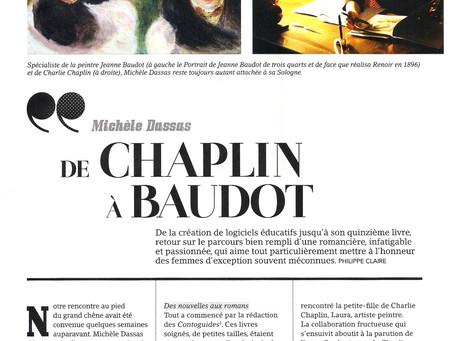 Michèle Dassas  - De Chaplin à Baudot