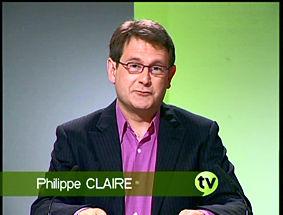 Philippe Claire sur Orléans TV