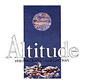 """Pochette du 45 tours """"Altitude"""" de Philippe Claire et Sam Cartman"""