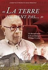 """Jacquette du DVD """"La terre ne ment pas..."""""""