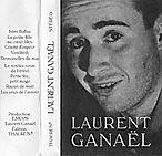 Pochette de la cassette Laurent Ganaël et Philippe Claire