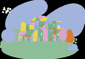 Sterke buurten missie & visie - alleen d