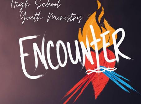 Encounter Youth Ministry Kicks Off