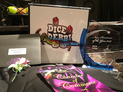 Dice Derbi award winner