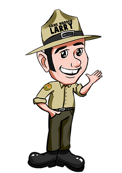 Game Warden Larry