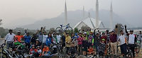 Cycling - A RIDE AROUND F-9 PARK