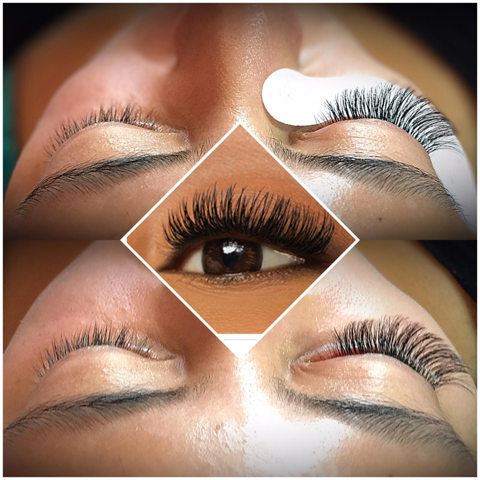 Eyebrow Waxing/Eyelash Extensions