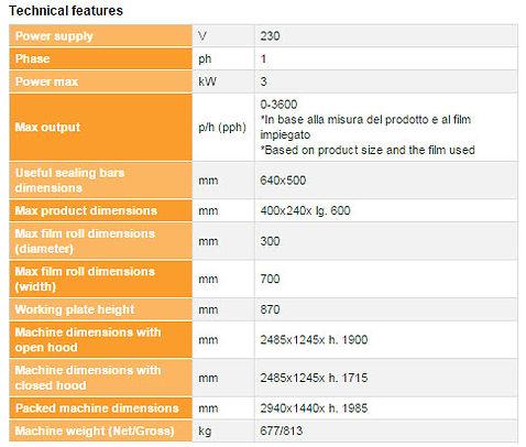 Pratika 56-T MPE INOX