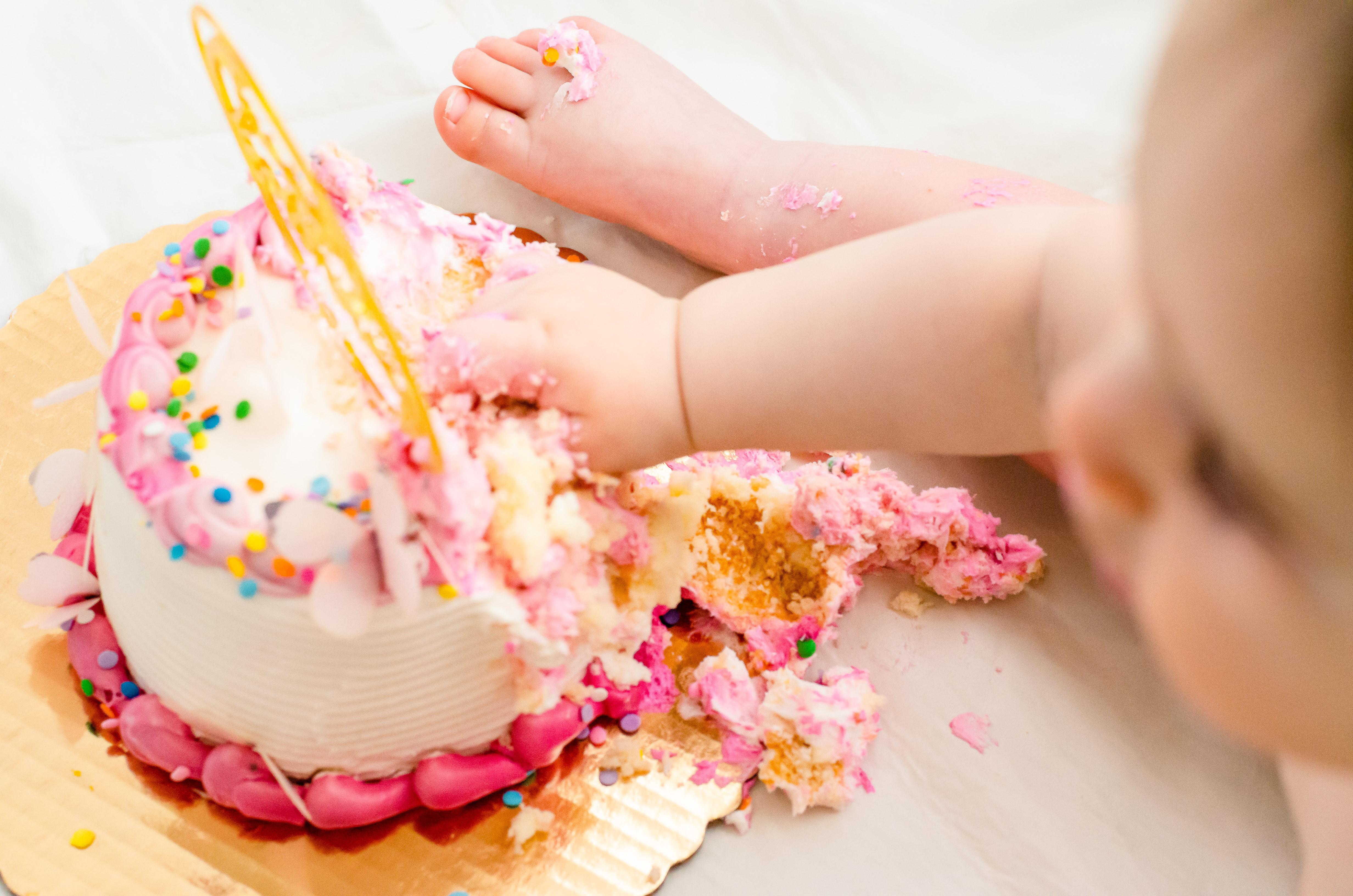 1st Cake Smash