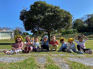 観音崎公園 花の広場:よこすか保育園