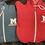 Thumbnail: Full Zip Hooded Sweatshirt w MA logo