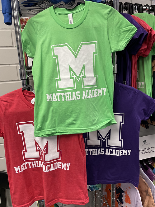 Youth Tri Blend T-Shirts