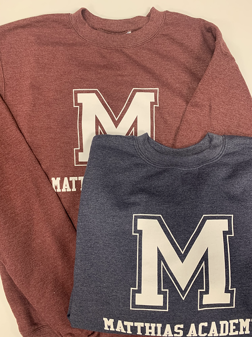 Matthias Academy Clearance Sweatshirts