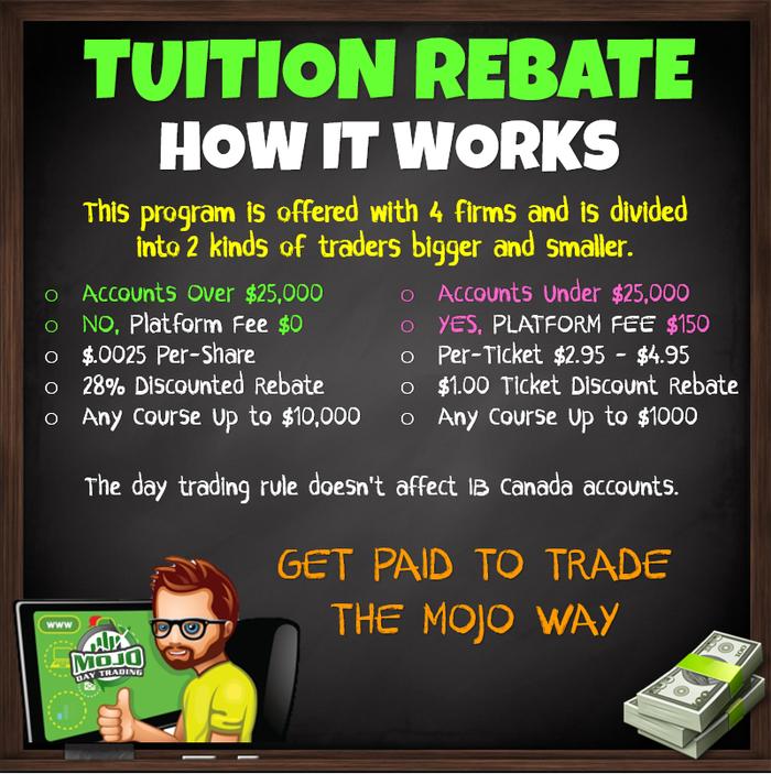 Tuition Rebate Program