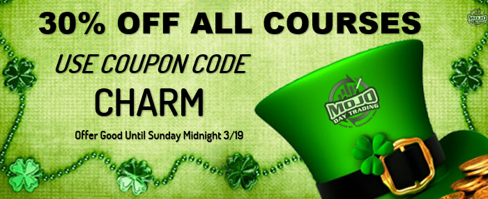 St.Patrick's Day Special Offer