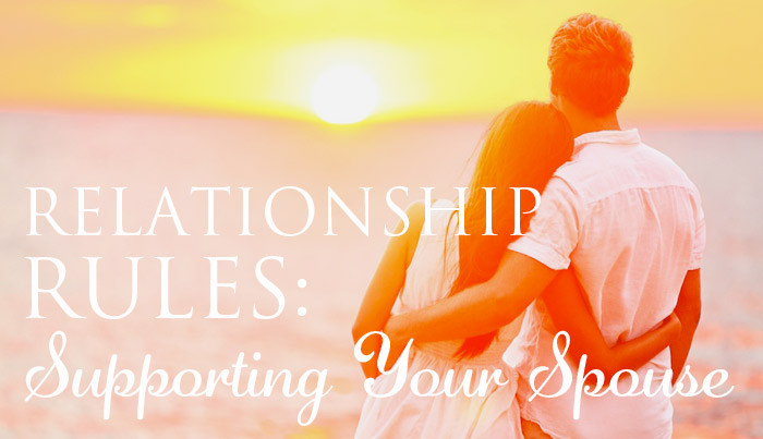Does Your Spouse Support You?