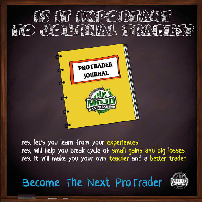 IS IT IMPORTANT TO 📘 JOURNAL YOUR TRADES?
