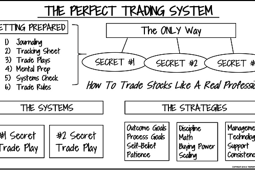 Perfect Trading System Hard Copy