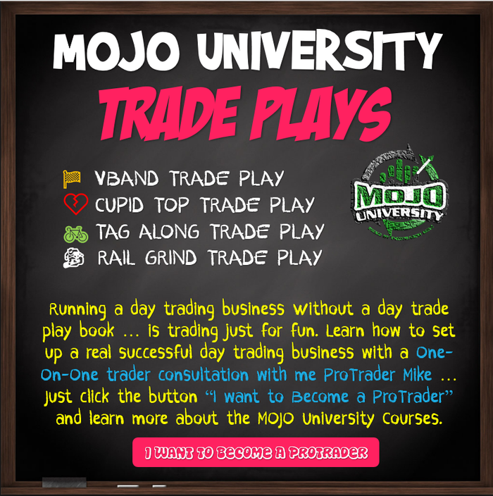 The ProTrader Play Book