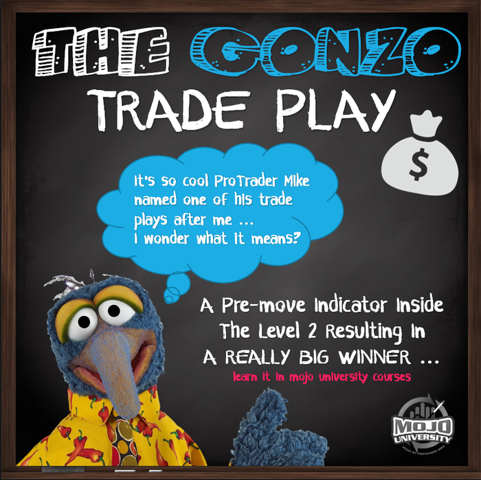 The Gonzo Trade Play