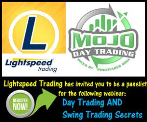 Lightspeed Trading Webinar