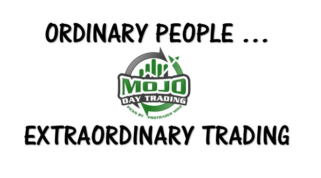 Ordinary People ... Extra Ordinary Trading