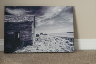 "Abandoned - 12"" X 18"" Gallery Wrap"