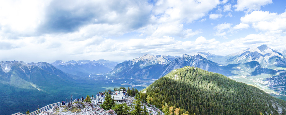 Sulphur Mountain, Banff