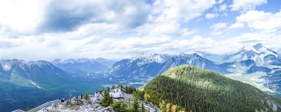 Sulphur Mountain, Banff