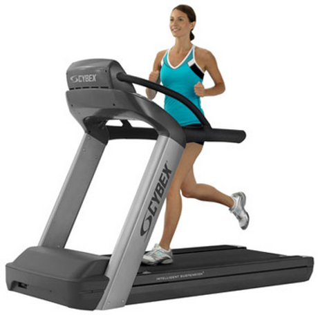 Cybes 770T Treadmill - Commercial Treadm