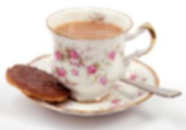 cup of brewed tea