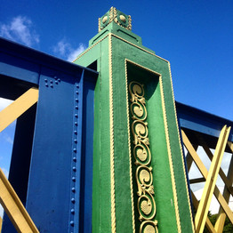 Boa Vista Bridge (iron bridge)
