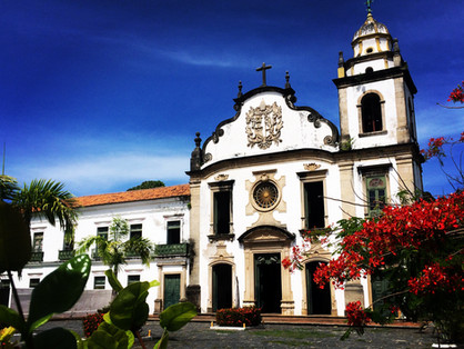 Monastery of São Bento - Olinda