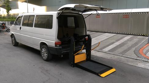 輪椅升降機