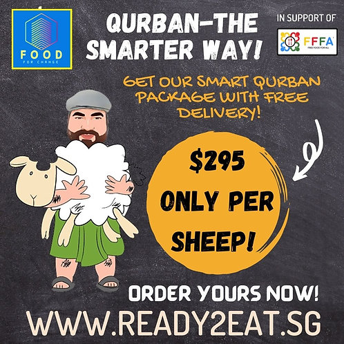 SMART QURBAN PACKAGE 2021